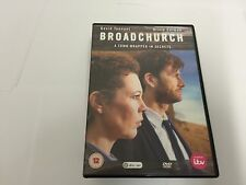 Broadchurch  a Town Wrapped in Secrets DVD 3 DISC SET