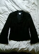 Stunning very stylish black armani jacket...size 46