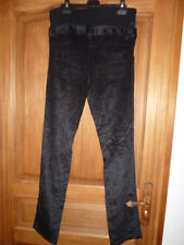 TRES BEAU PANTALON DE GROSSESSE VELOUR T 40 CALI KALIN IMPECCABLE