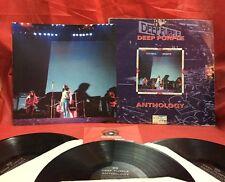 Deep Purple - The Deep Purple Anthology - Vinyl, 3 LP - 1991 - Versione italiana