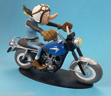 Moto Joe Bar Team Zaza Triumph 650 Tiger TR6 C  1/18 figurine