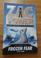 H.I. Larry - Zac Power MISSION FROZEN FEAR SC 2006