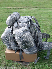 NEW Us Army Molle 2 SDS ACU Ruck Sack 3D Assault Back Pack System Bug Out GI Set