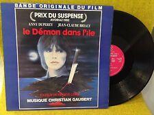 LP BO OST - LE DEMON DANS L'ÎLE - CHRISTIAN GAUBERT - FRANCIS LEROI - MALLIGATOR