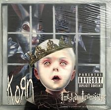Korn ‎CD Single Twisted Transistor - Promo - Europe (M/M - Scellé / Sealed)