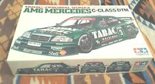 Tamiya 1/24 AMG Mercedes C-Class DTM Tabac-Original Sonax 24143 Rare Kit Started