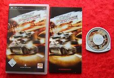 The Fast and the Furious, Sony PSP Spiel, PlayStation Portable