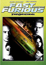 The Fast and the Furious (Furious 7 Fandango Cash Version), New DVDs