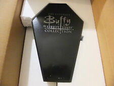 Buffy The Vampire Slayer Ultimate Card collection with a coffin case  ring bin