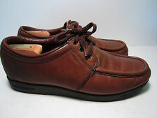 Vintage Men's Red Wing Soft Toe 8601 Brown Work Comfort Shoes Size 12 D USA