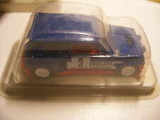 Ancienne Voiture 1/43 SOLIDO Made in France 1908 RENAULT 5 MAXI TURBO 1/43 Neuf