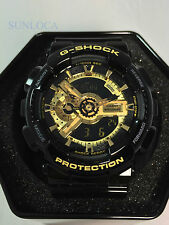 24 HOUR FLASH SALE: NEW IN BOX Casio G-Shock GA110GB-1A Watch