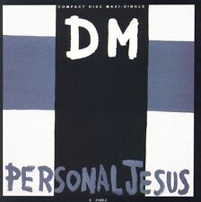 Personal Jesus [8 Track Maxi Single] by Depeche Mode (CD, 1989, Sire) Brand New