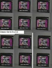 12 Wholesale Lot of Super Battle Tank Battletank  for Sega Game Gear loose bulk
