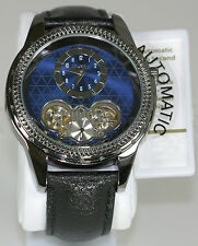 ELGIN AUTOMATIC__SUB-SECONDS DIAL__CLEAR CASEBACK__SKELETON DIAL__NEW IN BOX