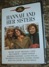 Hannah and Her Sisters (DVD, 2009), NEW & SEALED, WIDESCREEN, REGION 1, FUNNY!