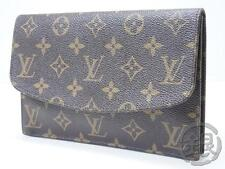 Sale AUTH PRE-OWNED LOUIS VUITTON LV VINTAGE POCHETTE RABAT CLUTCH M51940 152831
