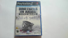 BROTHERS IN ARMS EARNED IN BLOOD PLAYSTATION 2 PS2 ESPAÑA.NUEVO.PRECINTADO.