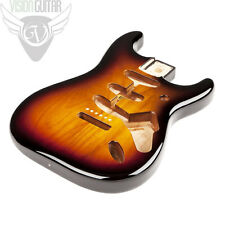 NEW! Fender Classic Series 60's Stratocaster SSS Alder Body Sunburst 0998003700