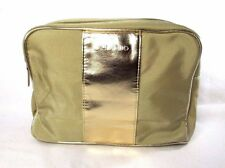 Shiseido Gold Cosmetic Makeup Case