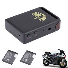 TK102 GPS/GSM/GPRS Tracker Car Vehicle Spy Mini Tracking Device + 2 Battery HOT
