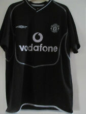 Manchester United 2000-2001 Goalkeeper Football Shirt Youths /38008