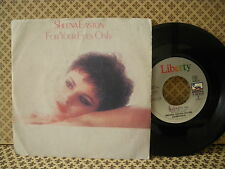Sheena Easton For your eyes only -  45g 7'' (B1)