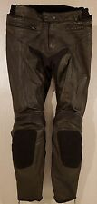 *Spidi Unit *Leather Motorcycle Trousers *Race Track Pants *EU 54 UK 36 - 38