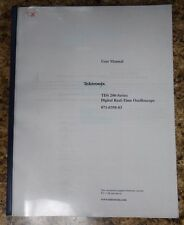 Tektronix TDS 200-Series User Manual