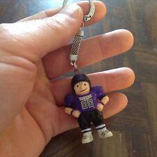 Baltimore ravens old logo rubber little sports Brett key chain