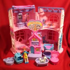 Sweet Streets Loving Family Fisher Price PET PARLOR House Salon Accessory LOT