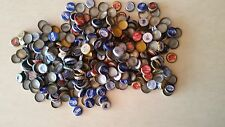 500+ Random mixed beer bottle caps/crowns mixed selection all dents
