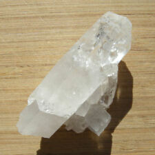 Terminated Quartz Crystal With Side Cluster Natural Rough Miniature Specimen 2""