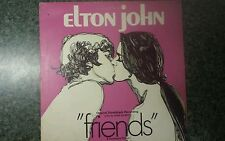 Elton John Friends record album 1970 lp 33 1/3 Soundtrack movie Paramount