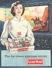 4323 LYONS MAID ICE CREAM VINTAGE STYLE METAL WALL SIGN BRAND NEW