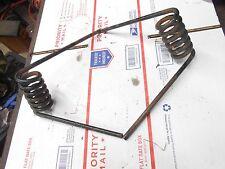 1981 Kawasaki 440 Intruder rear suspension parts: BOTH FRONT SPRINGS