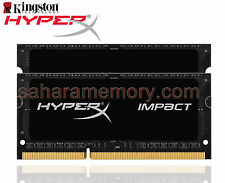 16GB Kit (2x8GB) DDR3 2133 HyperX Kingston SODIMM HX321LS11IB2K2/16 RetinaLate15