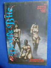 ~~DEVILS BITE #2 ~ 1992 1ST PRINT ~ BONEYARD PRESS ~ HARD TO FIND! ~~