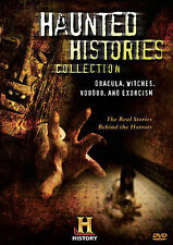 Haunted Histories Collection 3: Dracula, Witches, Voodoo, Exorcism (DVD, 5-Disc)