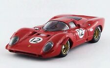 BEST MODEL BES9589 - Ferrari 312 P coupé #12 Bridgehampton - 1969   1/43