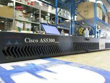 Cisco AS5350 Universal Gateway Server Router Network INCL 1X 2PRI 1X NP60