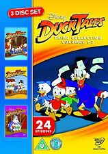 DUCKTALES / DUCK TALES TAILS - THE COMPLETE TV SERIES SEASON 3 THREE DVD NEW