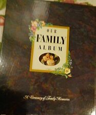 Our Family Photo Album - A Treasury Family Memories - New in Gift Box