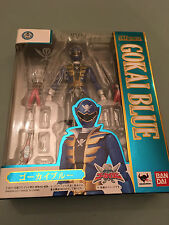 SH Figuarts Gokai Blue super sentai power rangers Megaforce  ***UK SELLER**