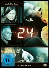 6 DVD-Box ° 24 - Staffel 6 ° NEU & OVP ° deutsche Box ° Season Six