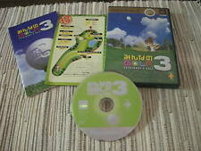 EVERYBODY´S GOLF 3 JUEGO GOLF PLAYSTATION 2 PS 2 JAPONES USADO BUEN ESTADO