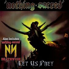 NOTHING SACRED-Let Us Prey/Deathwish Taramis,Abattoir,Defiance,Motorhead,Private