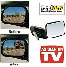 [AS SEEN ON TV] Total View 360 Degree Adjustable Blind Spot Car Mirror Set of 2