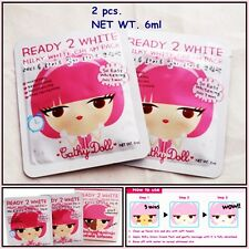 NEW KARMART CATHY DOLL READY 2 WHITE MILKY WITH CREAM PACK 6 ML BRIGHTENING