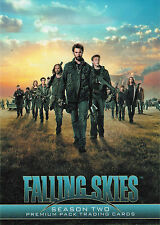 Falling Skies Season Two P1 Promo Card